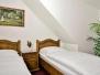 Dvoulůžkový pokoj - oddělené postele (twin)
